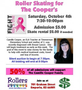 Camille Cooper Rollers