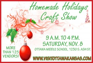 HomemadeHolidaysCraftShow2014-300x204