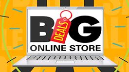 Big Deal Store now OPEN!